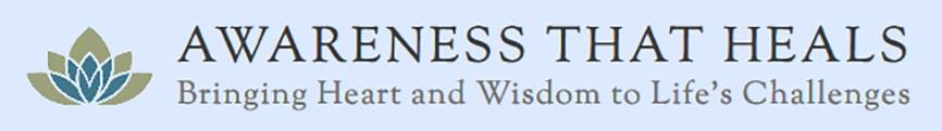 Awareness That Heals Logo