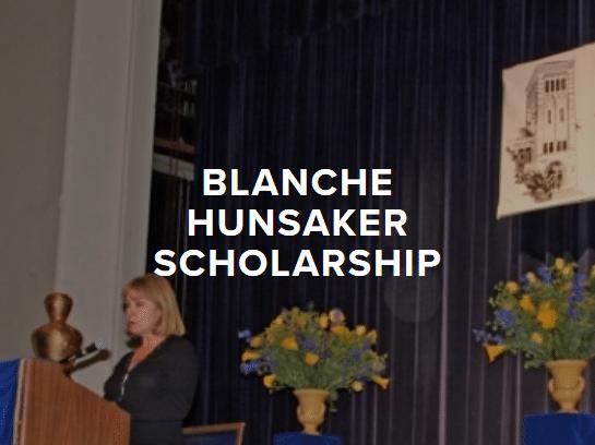 Blanche Hunsaker Project
