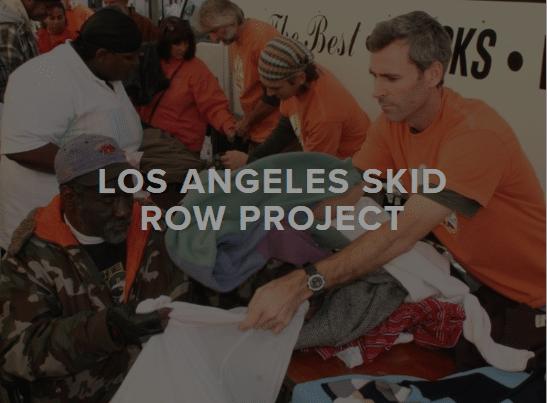 LA Skid Row Project