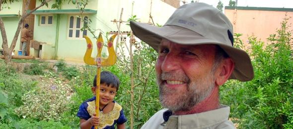 Robert Strock India