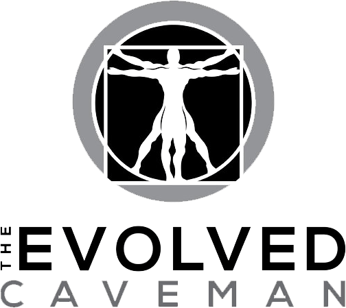 The Evolved Caveman Logo