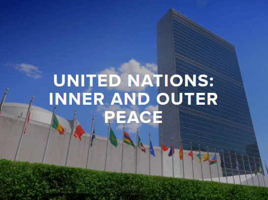 UN Inner and Outer Peace